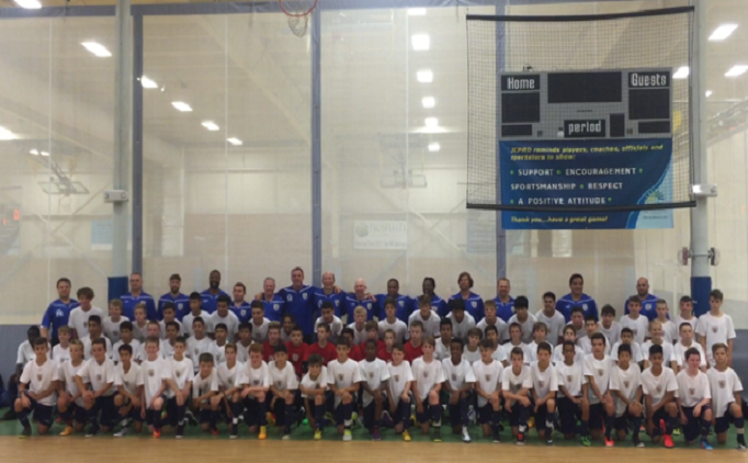 Kentucky Players - US Youth Futsal teams!