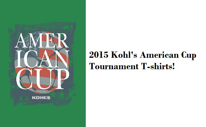 Kohl's American Cup Tournament T-Shirts