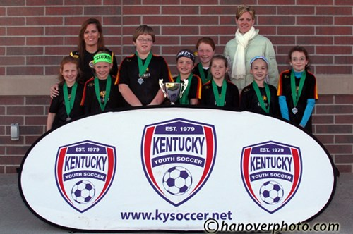 U10 Girls Finalist - Germany