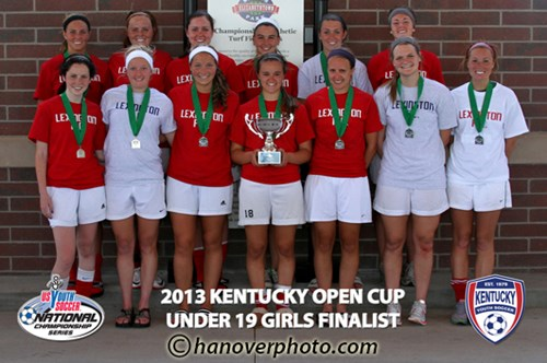 U19 Girls Finalist - LFC Red